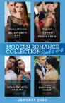 The Modern Collection January 2020 Books 5-8