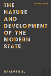 The Nature And Development Of The Modern State