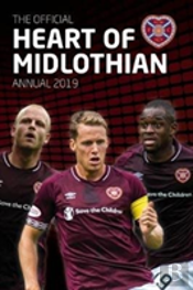 The Official Heart Of Midlothian Fc Annual 2019