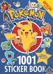 The Official Pokemon 1001 Stickers