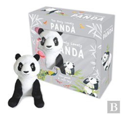 Bertrand.pt - The Only Lonely Panda - Storybook And Soft Toy