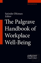 The Palgrave Handbook Of Workplace Well-Being