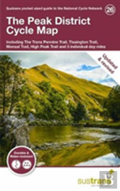 The Peak District Cycle Map 26