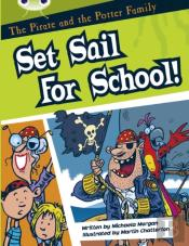 The Pirate And The Potter Family:Set Sail For School (White B) 6-Pack