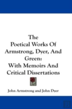 Bertrand.pt - The Poetical Works Of Armstrong, Dyer, A