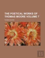 The Poetical Works Of Thomas Moore (7)