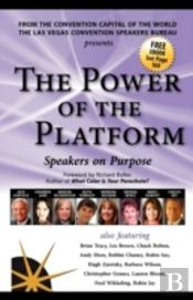 The Power Of The Platform: Speakers On P