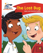 The Reading Planet - The Lost Bug - Red B: Comet Street Kids