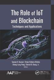 The Role Of Iot And Blockchain