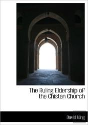 The Ruling Eldership Of The Chistan Chur