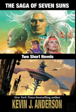 Bertrand.pt - The Saga Of Seven Suns: Two Short Novels: Includes Veiled Alliances And Whistling Past The Graveyard