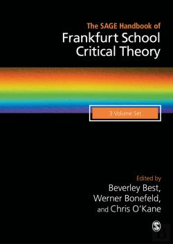 Bertrand.pt - The Sage Handbook Of Frankfurt School Critical Theory