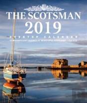 The Scotsman Desktop Calendar 2019