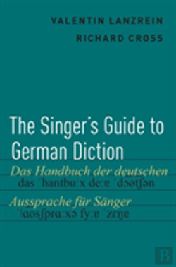 Bertrand.pt - The Singer'S Guide To German Diction