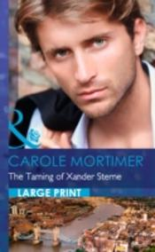 The Taming Of Xander Sterne