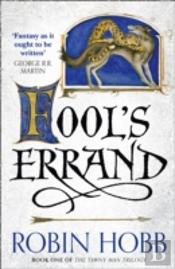 The Tawny Man Trilogy (1) - Fool'S Errand