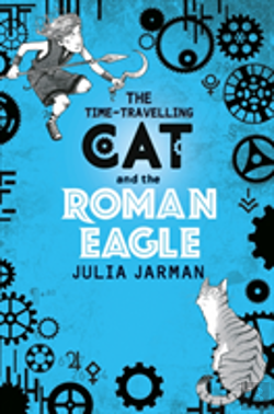 Bertrand.pt - The Time-Travelling Cat And The Roman Eagle
