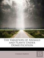 The Variation Of Animals And Plants Unde