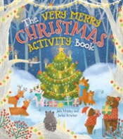 The Very Merry Christmas Activity Book