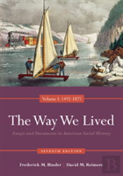 The Way We Lived