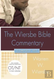 The Wiersbe Bible Commentary Complete Set