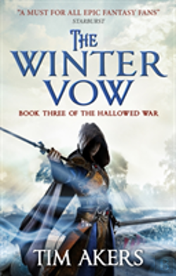 Bertrand.pt - The Winter Vow (The Hallowed War #3)