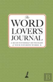 The Word Lover'S Journal