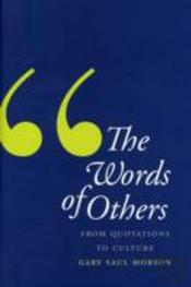 The Words Of Others