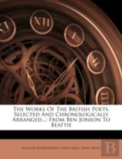 The Works Of The British Poets, Selected