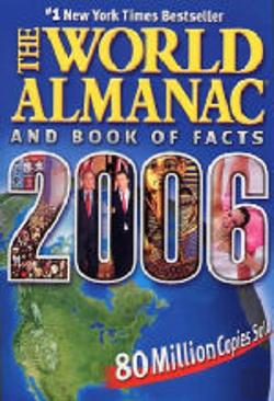 Bertrand.pt - The World Almanac and Book of Facts 2006