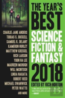 The Year'S Best Science Fiction & Fantasy 2018 Edition