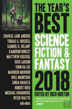 Bertrand.pt - The Year'S Best Science Fiction & Fantasy 2018 Edition