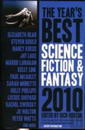 The Year'S Best Science Fiction And Fantasy