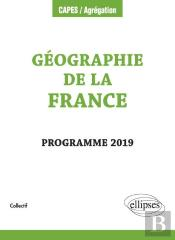 Theme 2019 Geographie De La France