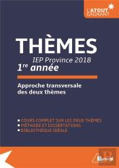 Themes Iep Province 2018