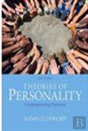 Theories Of Personality Pearson New International Edition