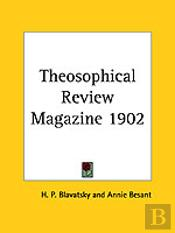 Theosophical Review Magazine (1902)