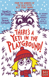 Theres A Yeti In The Playground