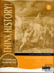 Think History: Teaching & Learning File 2 With Cdrom