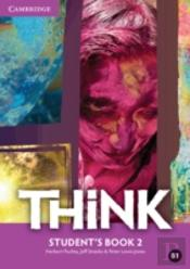 Think Level 2 Student'S Book (B1)