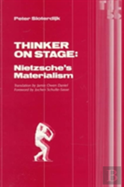 Thinker On Stage