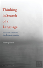 Thinking In Search Of A Language