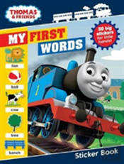 Thomas & Friends: My First Words Sticker Book