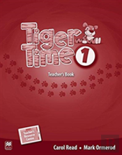 Tiger Time Level 1 Teacher'S Book + Ebook Pack