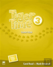 Tiger Time Level 3 Teacher'S Book Pack