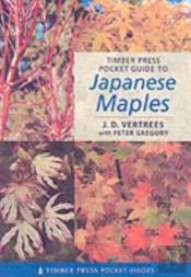 Timber Press Poacket Guide To Japanese Maples