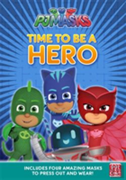 Bertrand.pt - Time To Be A Hero Press Out Masks