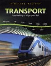 Timeline History: Transport: From Walking To High Speed Rail