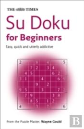 'Times' Su Doku For Beginners
