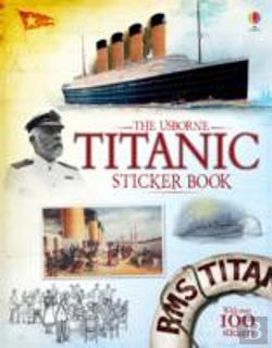 Bertrand.pt - Titanic Sticker Book